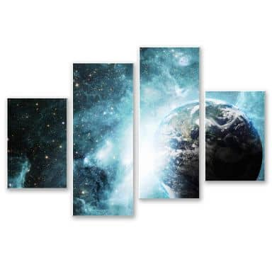 Forex print In a distant galaxy(4-parts)