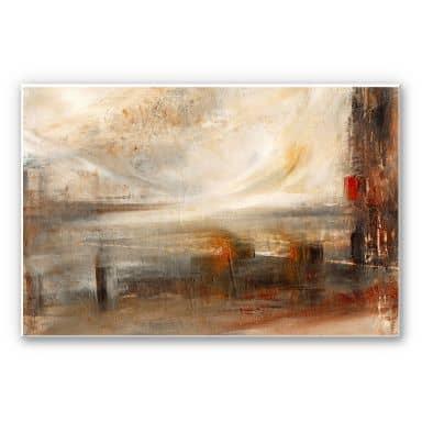Wandbild Niksic - Im Tal des Windes