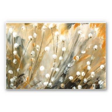 Wandbild Niksic - Pusteblumen