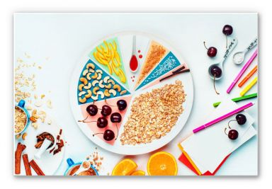 Wandbild Belenko - Breakfast 02