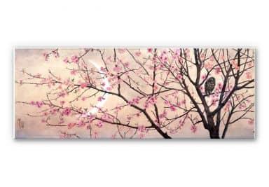 Wanddecoratie Wandbord Primavera