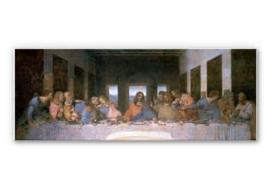 Forex print Da Vinci - The Last Supper - Panorama