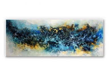 Wandbild Fedrau - Die Quelle des Lebens - Panorama
