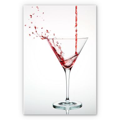 Wandbild Pabst - Cocktail