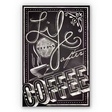 Tableau Forex - Life begins after Coffee