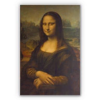 Forex print Da Vinci - Mona Lisa