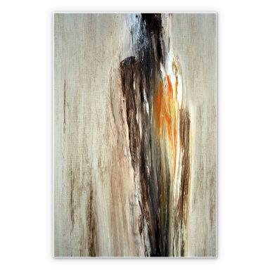 Wandbild Melz - Single