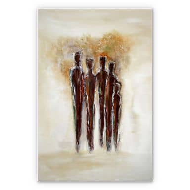 Forex print Melz - Together