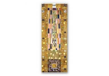 Wandbild Klimt - Werkvorlage für den Stocletfries