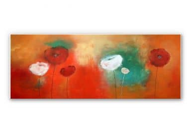 Wandbild Melz - Fleuraison