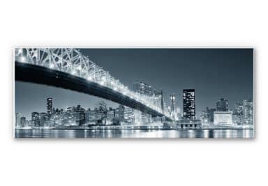 Wandbild New York at Night 03