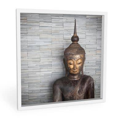 Forex print Thailand Buddha - Square