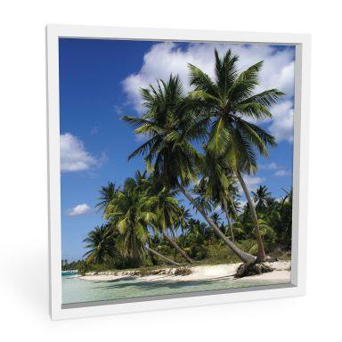 Wandbild Carribean Flair - quadratisch