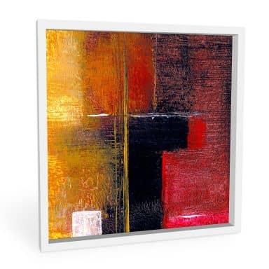 Wandbild Niksic - Moderne Kunst