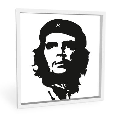 Wandbild Che