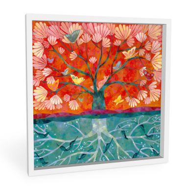 Wandbild Blanz - Baum des Lebens