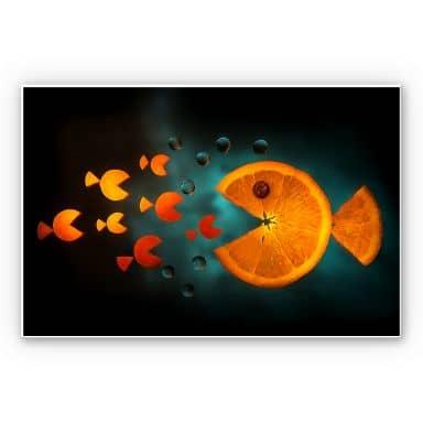 Wandbild Ianeva - Sweet Carrot