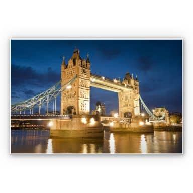 Tableau Forex - Tower Bridge à Londres