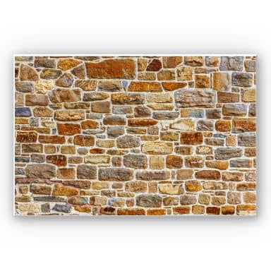 Wandbild Arizona Stonewall