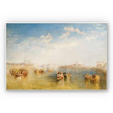 Wandbild Turner - Giudecca, La Donna Della Saluteund San Giorgio