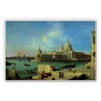 Wandbild Canaletto - Santa Maria della Salute