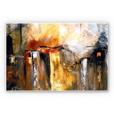 Tableau Forex - Niksic - Lumière et paysage