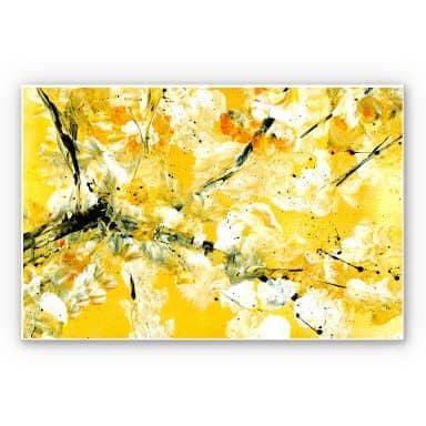 Wandbild Niksic - Blütezeit