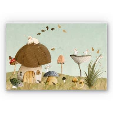 Wandbilder für Kinderzimmer | Wall-Art Wandbild Shop | wall-art.de