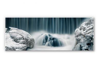 Wandbild Savolainen - Eiszeit - Panorama