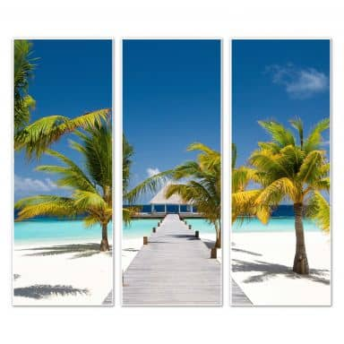 Forex print The road to paradise (3-parts)