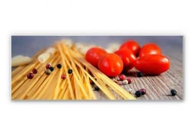 Wandbild Spaghetti alla mamma