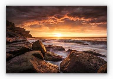 Wandbild Galbraith - Cape Solander