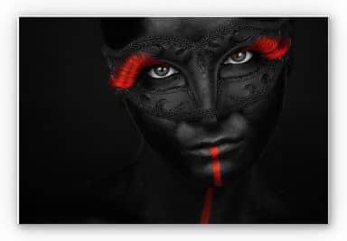 Wandbild Petkov - Dark Passion