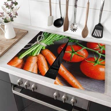 Herdabdeckplatte Fresh Cooking
