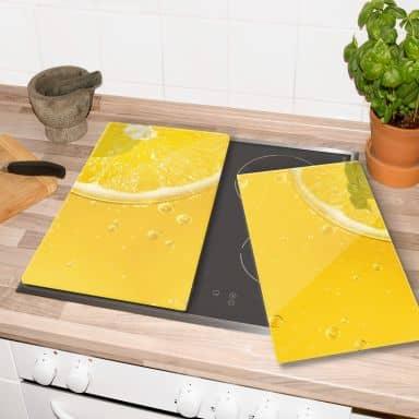 Herdabdeckplatte Lemon Squeezy