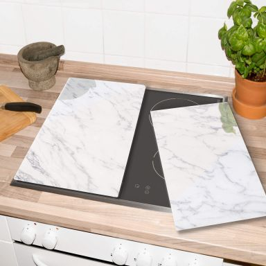 Hob Cover Marble 04