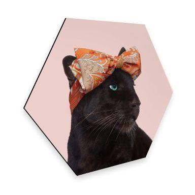 Hexagon - Alu-Dibond - Fuentes - Fashion Panther