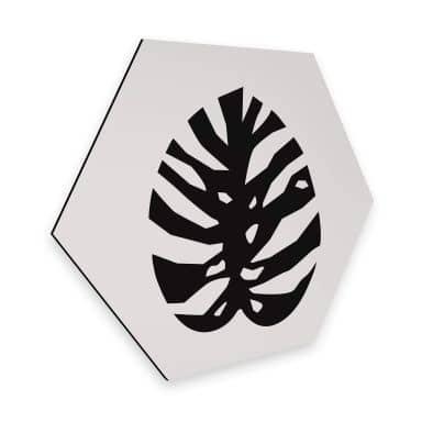 Hexagon - Alu-Dibond Kubistika - Esperanzo