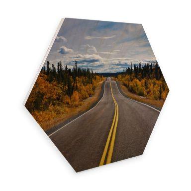 Hexagon Wood - Road Trip