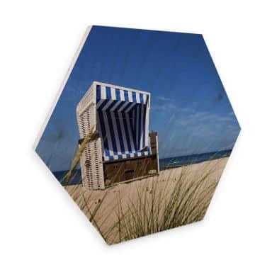 Hexagon Wood - Beach Chair