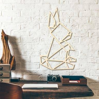 Wooden Hare – poplar wood