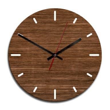 Wooden clock – Rustic