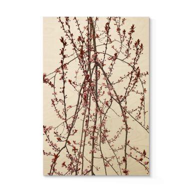 Holzbild Kadam - Flora Mandelbaum
