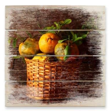 Holzbild Laercio - Farmers Lemons