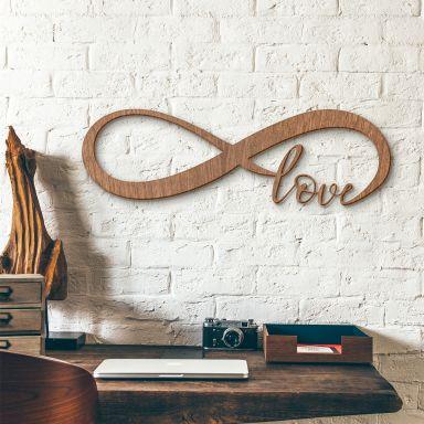 Endless Love – Mahogany wood