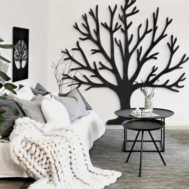 MDF Decoratie Tree of Life