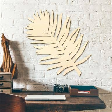 Palm Tree Leaf 03 – poplar