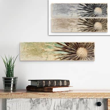 Hedendaags Hout | wall-art.nl SQ-14