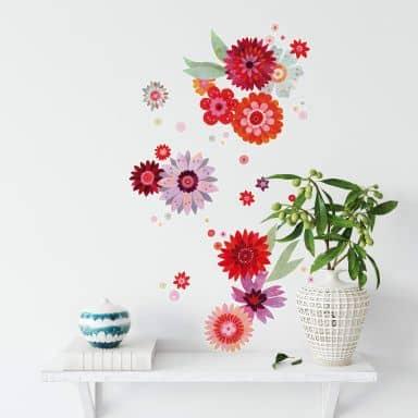 Wall sticker Blanz – Flower dream