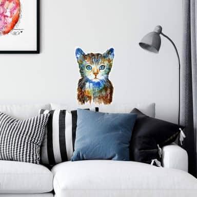 Wall sticker Hagenmeyer – Little Cat